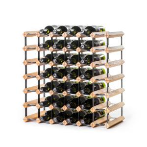 Holz Weinregal RAXI Classic 42 Flaschen