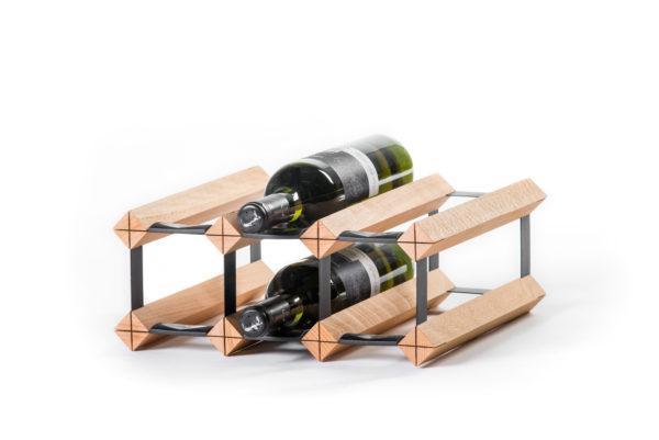Holz Weinregal RAXI Classic für 6 Flaschen