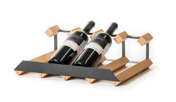 RAXI Weinregal Show für 4 Flaschen