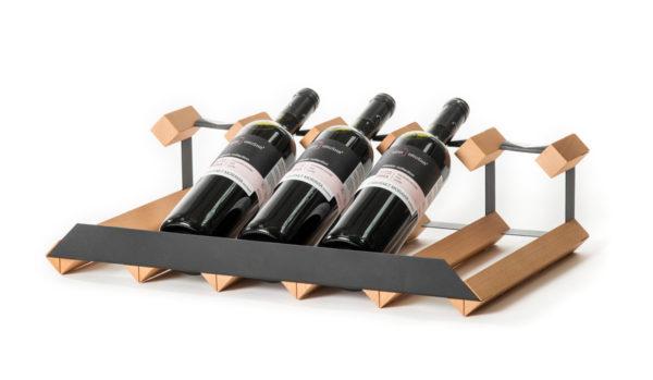 RAXI Weinregal Show für 5 Flaschen